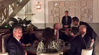 """Trump diserta cena corrispondenti Il post: """"Buona serata a tutti"""""""
