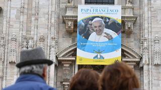 Preparativi a Milano per il Papa 2500 agenti e ottomila volontari