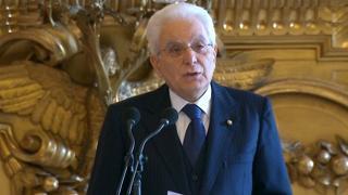 Mattarella: ridare slancio all'Unione con la riforma dei Trattati