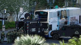 Spari su un bus a Las Vegas Un morto e un ferito