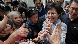 Hong Kong: Lam vince le elezioni È la prima donna eletta leader