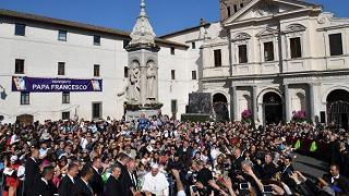 "Papa Francesco: ""Migranti, tornano i campi di concentramento"""
