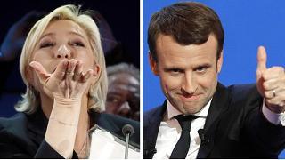 Ballottaggio Macron-Le Pen Caccia ai voti di Melenchon