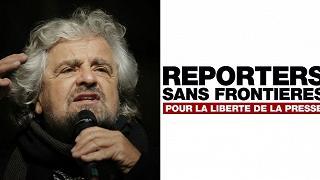 Libertà di stampa, l'Italia recupera  Ma è polemica per le accuse a Grillo