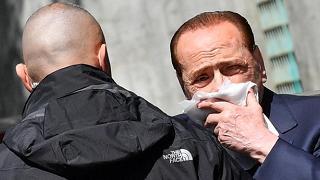 Berlusconi dimesso dopo breve ricovero per caduta a Portofino