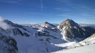 Tragedia sul Gran Sasso Muoiono due alpinisti