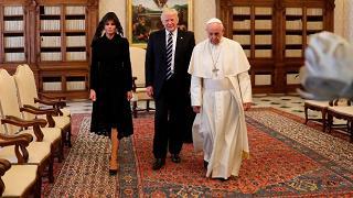 """Trump al Papa: """"Non dimenticherò quello che lei mi ha detto"""""""