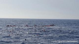 """Nuovo naufragio al largo della Libia 31 morti. """"Gran parte sono bimbi"""""""