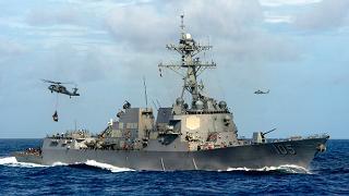Nave Usa nel Mar Cinese  Meridionale, Pechino protesta