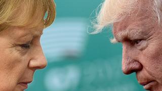 """Angela Merkel: """"Nuovo progetto  Europeo dopo il G7 di Taormina"""""""