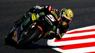 Zarco in pole ad Assen