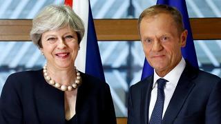 "Brexit, May: ""Nessun cittadino Ue dovrà andarsene"""