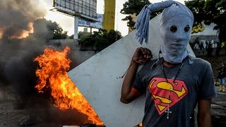 Proteste contro Maduro,  ancora un morto a Caracas