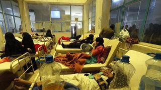 Allarme colera, Oms e Unicef: in corso peggiore epidemia del mondo