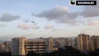 Venezuela, elicottero della  polizia attacca Corte Suprema