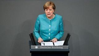 Europa, Merkel: l'isolazionismo  non è la soluzione dei problemi