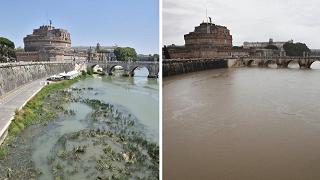 Coldiretti: due terzi d'Italia a secco Verso razionamento acqua a Roma