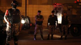 Amman, attacco ambasciata Israele Retata anti-Hamas in Cisgiordania
