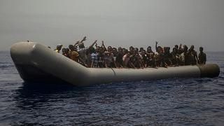 Marina libica: 5 morti e 90 dispersi  per un naufragio al largo di Zuara