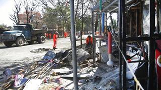 Autobomba a Kabul: 35 morti La rivendicazione dei talebani