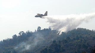 Incendio in Gallura, turisti evacuati Rogo anche nel Gargano