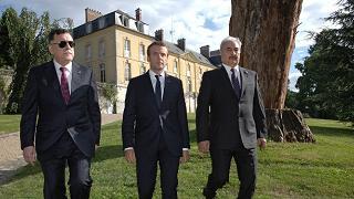 """Libia, intesa sul cessate il fuoco Macron: """"Ora la pace può vincere"""""""