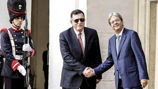 Libia, Gentiloni: Sarraj ha chiesto navi italiane in acque libiche
