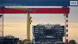 Fincantieri-Stx, Parigi: accordo con Roma possibile al vertice di Lione