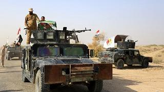 Iniziata offensiva anti Isis a Tel Afar