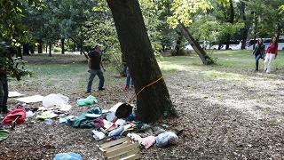 """Lo stupro a Villa Borghese, Raggi: """"Il governo vari leggi speciali"""""""