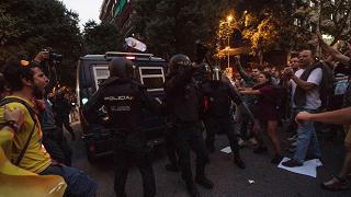 Catalogna, vicepresidente: dopo blitz referendum più complicato
