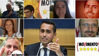 Oggi si vota il candidato premier Sette 'sconosciuti' sfidano Di Maio