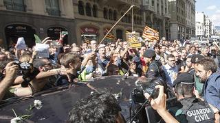 Sondaggio, per 61% dei catalani il referendum non ha valore legale