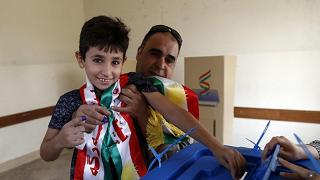 Kurdistan al voto per indipendenza La Turchia chiude confine nord