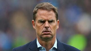 "De Boer: ""All'Inter un casino"""