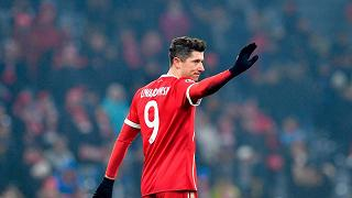 Il Real Madrid ha scelto Lewandowski