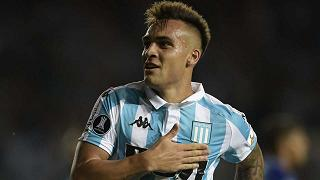 Lautaro Martinez all'Inter