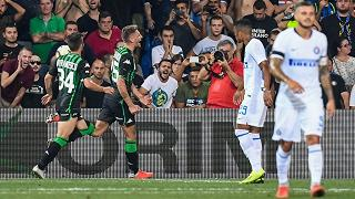 Inter ko al debutto