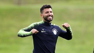 Aguero prolunga col City