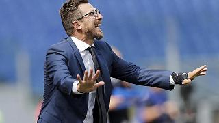 "Di Francesco:  ""Il Real è sempre affamato"""