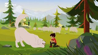 Belle e sebastien il drago bianco video raiplay