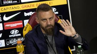 Olimpico sold out per l'ultima di De Rossi
