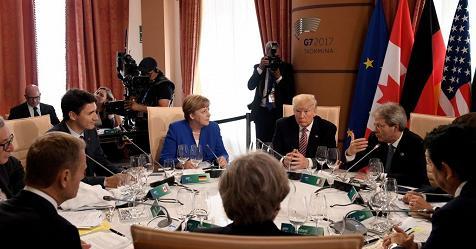 G7 Taormina, bozza di documento finale: diritti migranti, difesa confini, lotta al terrorismo – Rai News