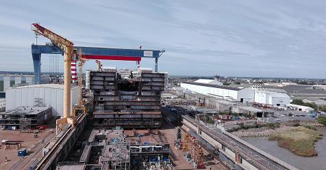 Fincantieri, la Francia annuncia la nazionalizzazione di Stx – Rai News
