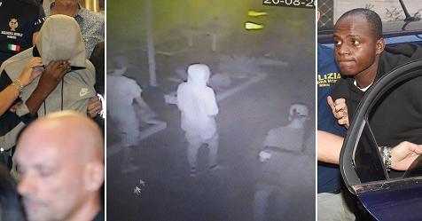 Stupri di Rimini, preso anche il quarto componente del branco. – Rai News