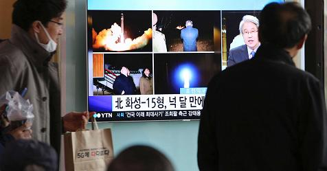 """Corea del Nord, dopo il lancio del missile l'America avverte: """"Ora la guerra è più vicina"""""""