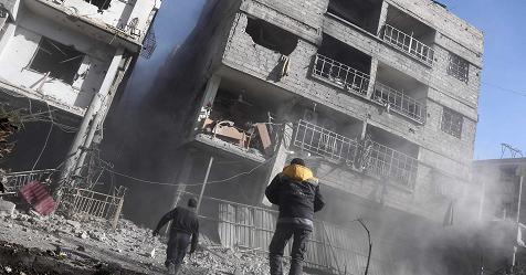 Siria bagno di sangue a ghouta l 39 unicef non ci sono - Bagno di sangue ...