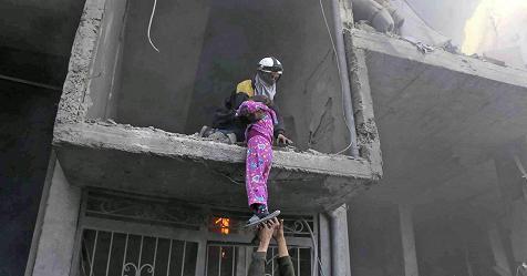 Siria: altre vittime a Ghouta Est, Mosca convoca Consiglio sicurezza – Rai News