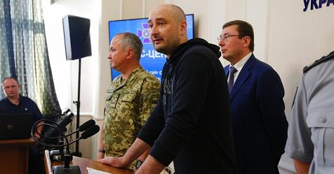 Ucraina, è vivo il giornalista russo acerrimo oppositore di Putin dato per assassinato a Kiev – Rai News