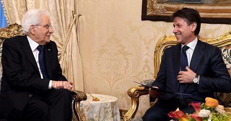 Giuseppe Conte riceve e accetta l'incarico. Presentata a Mattarella la lista dei ministri – Rai News
